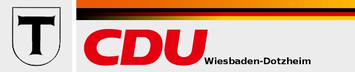 Logo von CDU Wiesbaden-Dotzheim
