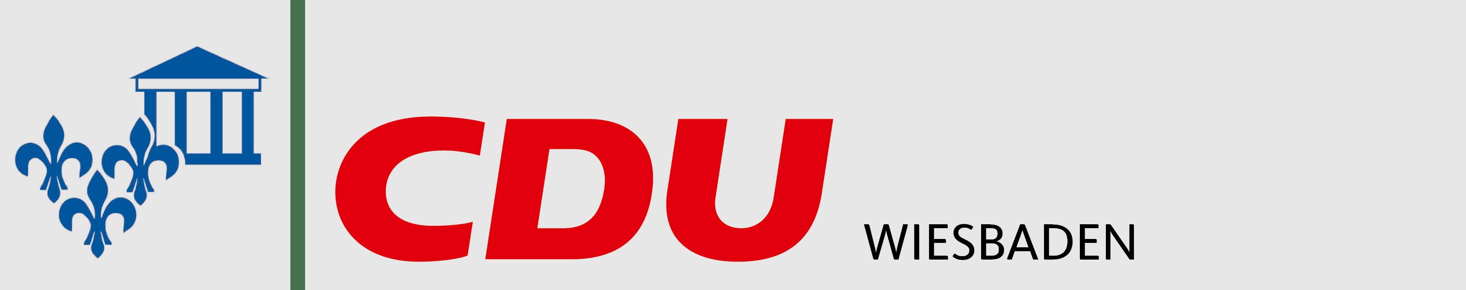 Logo von CDU Wiesbaden